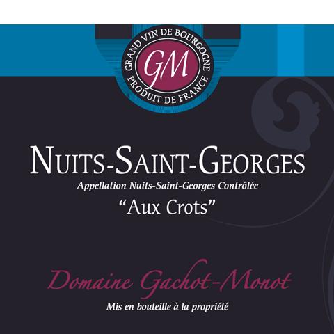 Nuits-Saint-Georges « Aux Crots »
